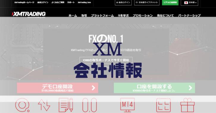 XMの会社情報